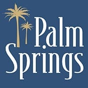 Facebook Logo Palm Springs
